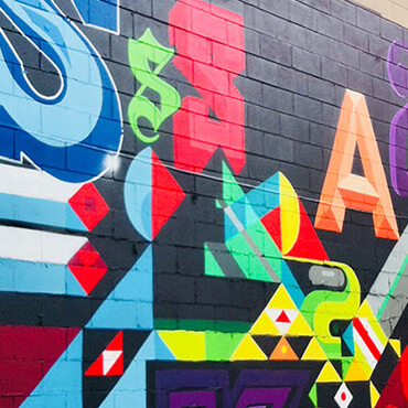 Mural Projects by Well and Good