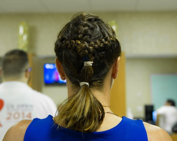 3 Workout Ready And Brunch Worthy Hairstyles WellGood