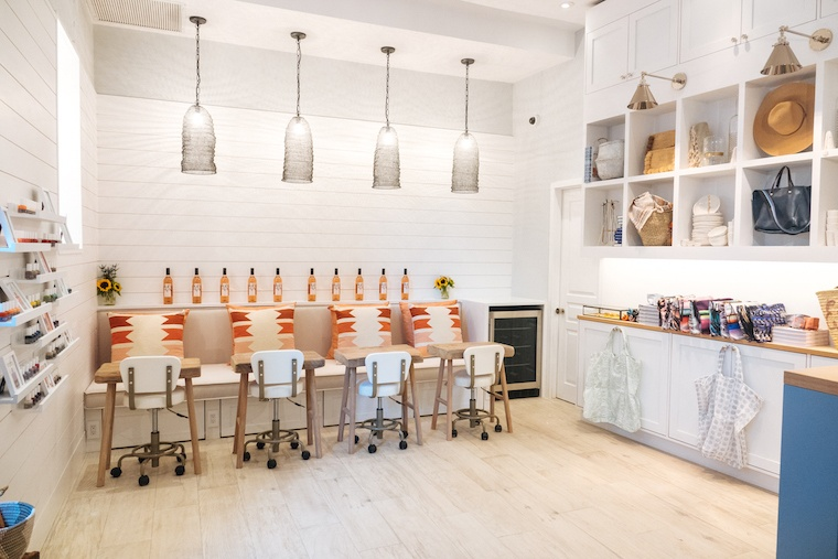 Cote Brings Its Non Toxic Manicures And Free Flowing Rosé To Nyc