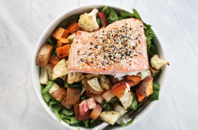 Everything Bagel Salmon Recipe