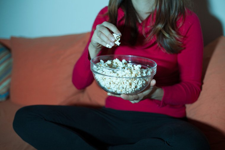 health risks from microwave popcorn