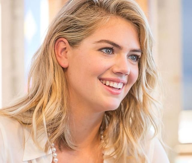 Thumbnail For Exclusive Kate Upton Reveals Why She Swears By Low Impact Workouts To