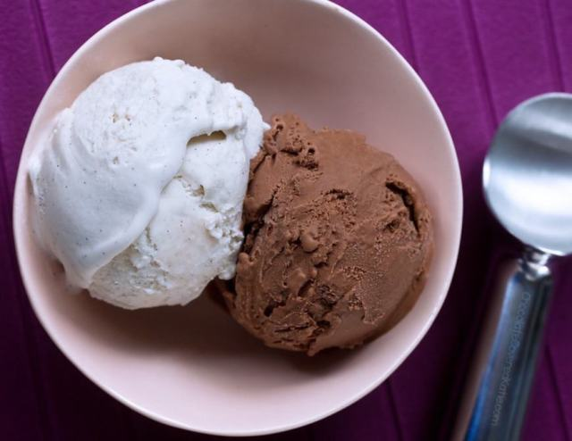 low-glycemic ice-cream