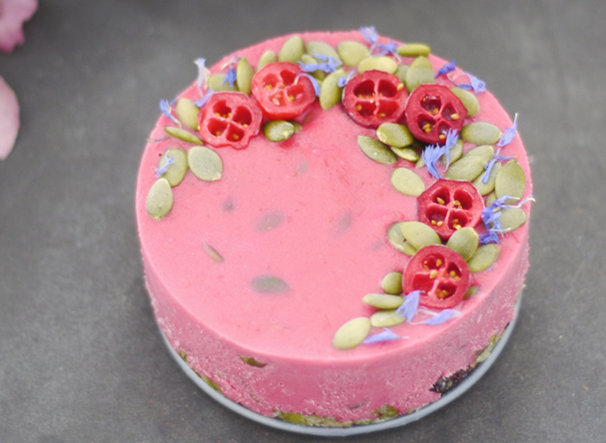 cauliflower cake recipe