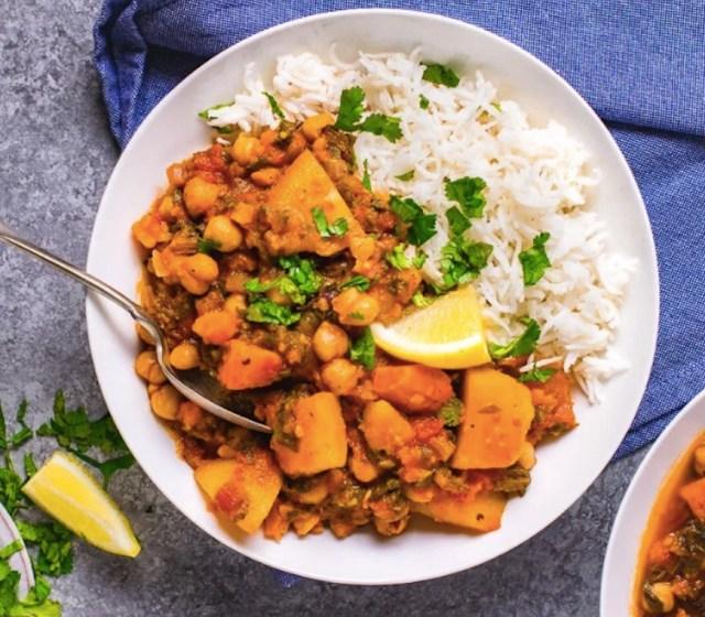 high-protein instant pot stew