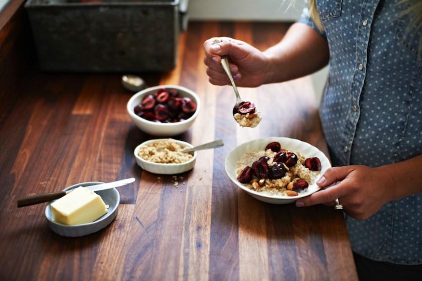 benefits of sweet cherries