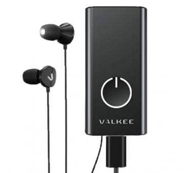 Valkee-Licht durch die Ohren