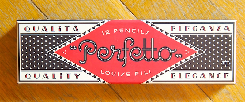 Perfetto Pencil box lid