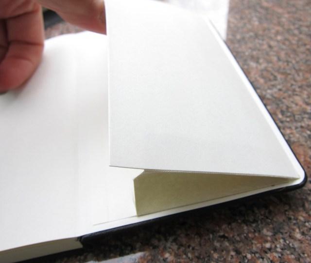 Pen & Ink Sketchbook Pocket