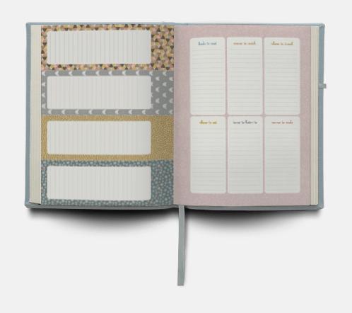 Frankie Diary 2015 inside spread