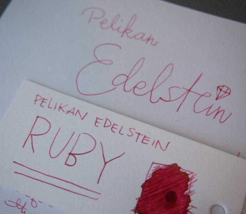 Pelikan Edelstein Ruby ink