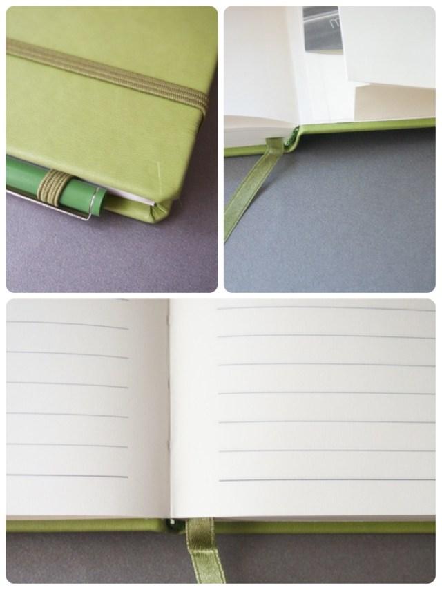 green monologue journal