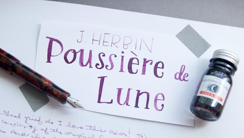 J. Herbin Poussière de Lune