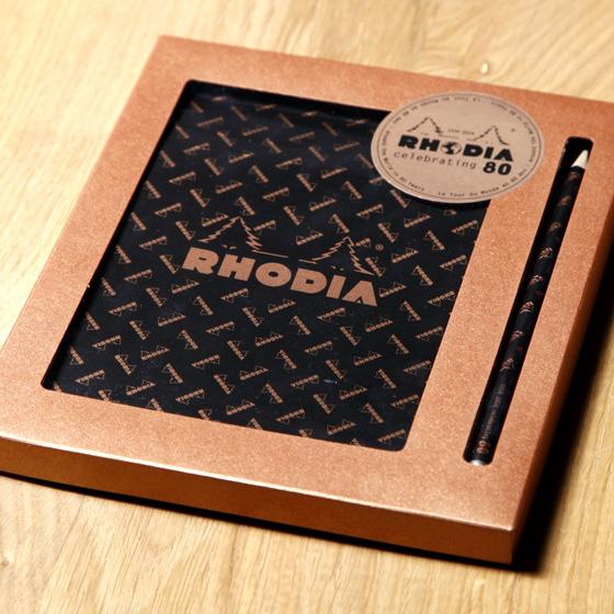 Rhodia 80th Anniversary Set