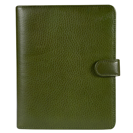 Franklin Covey Giada compact planner green