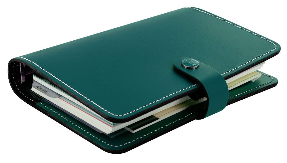 Original Person Filofax in Teal