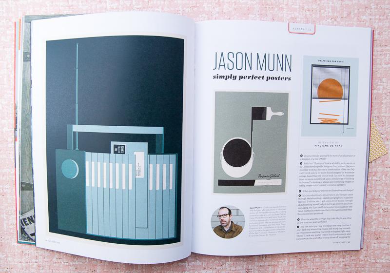 Uppercase Jason Munn