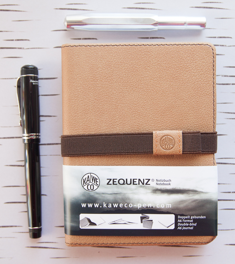 Kaweco Zequenz Notebook