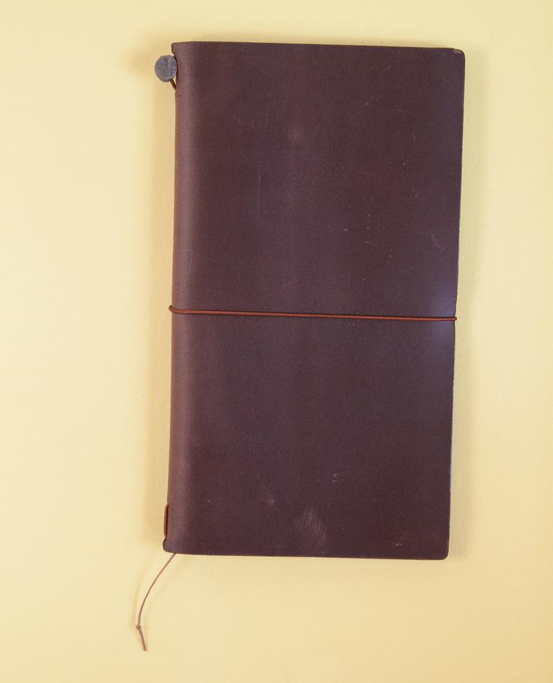 Midori Traveler's Notebook Full size