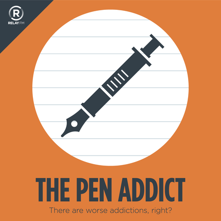 penaddict podcast logo