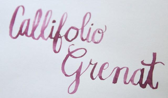 Callifolio Grenat