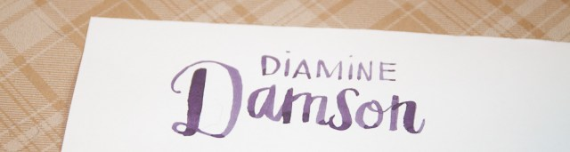 Diamine Damson