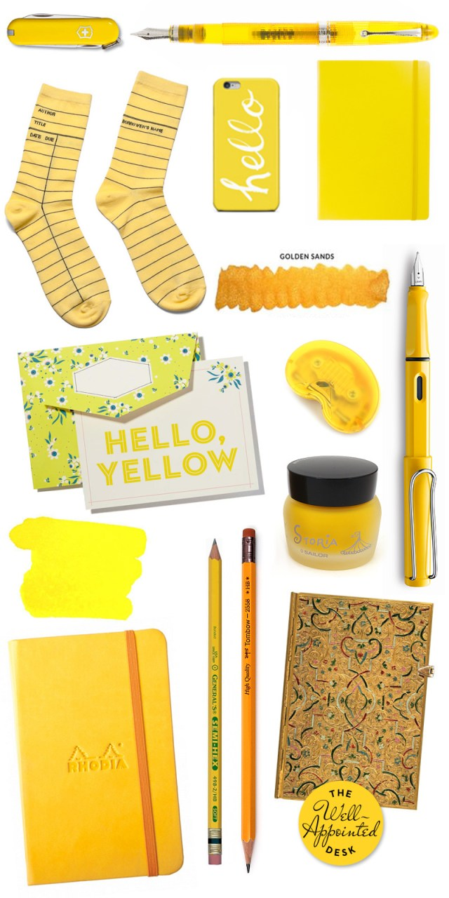 Fashionable Friday - HelloYellow