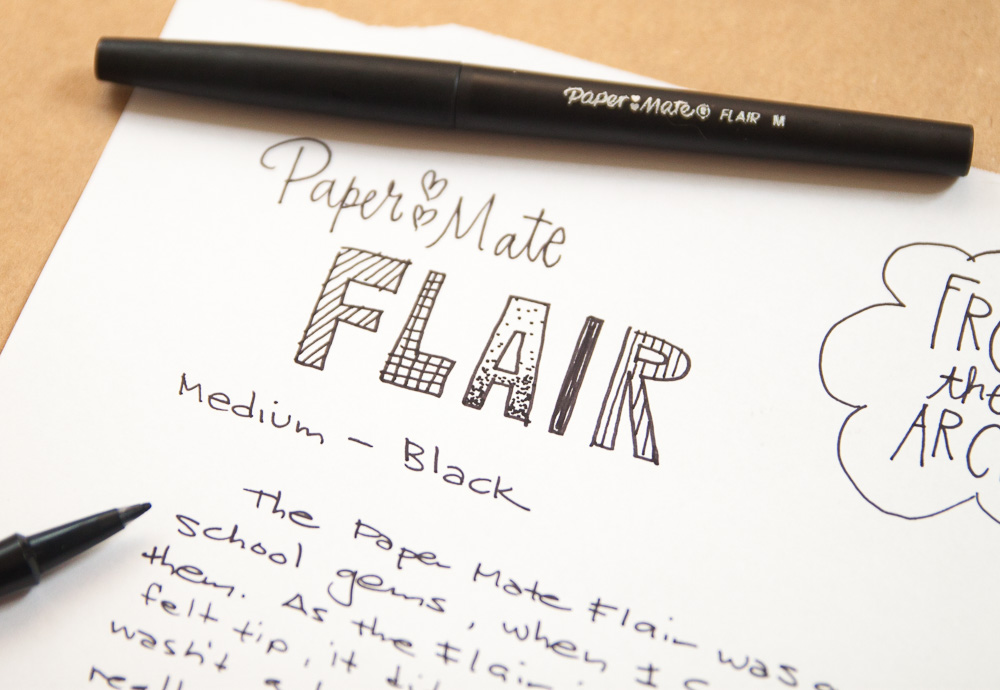 PaperMate Flair Pen