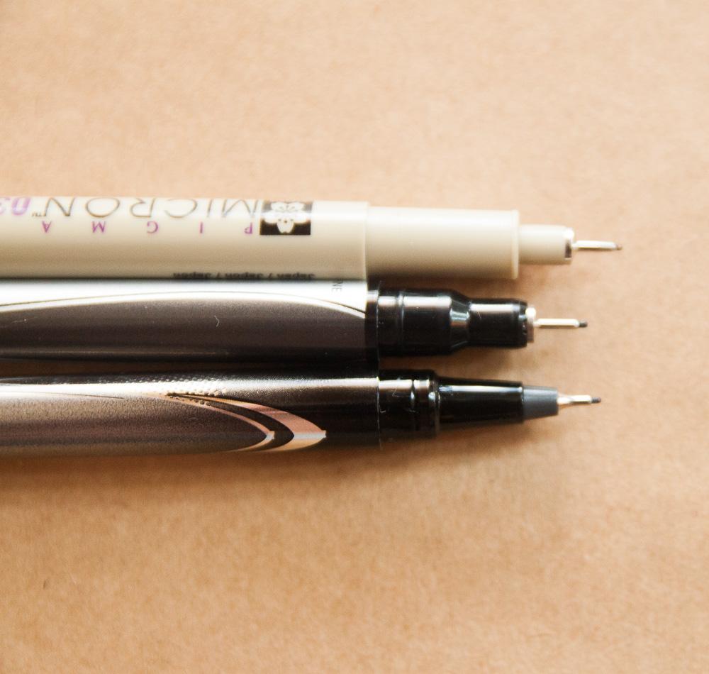 Bic Intensity Felt Tip Pens