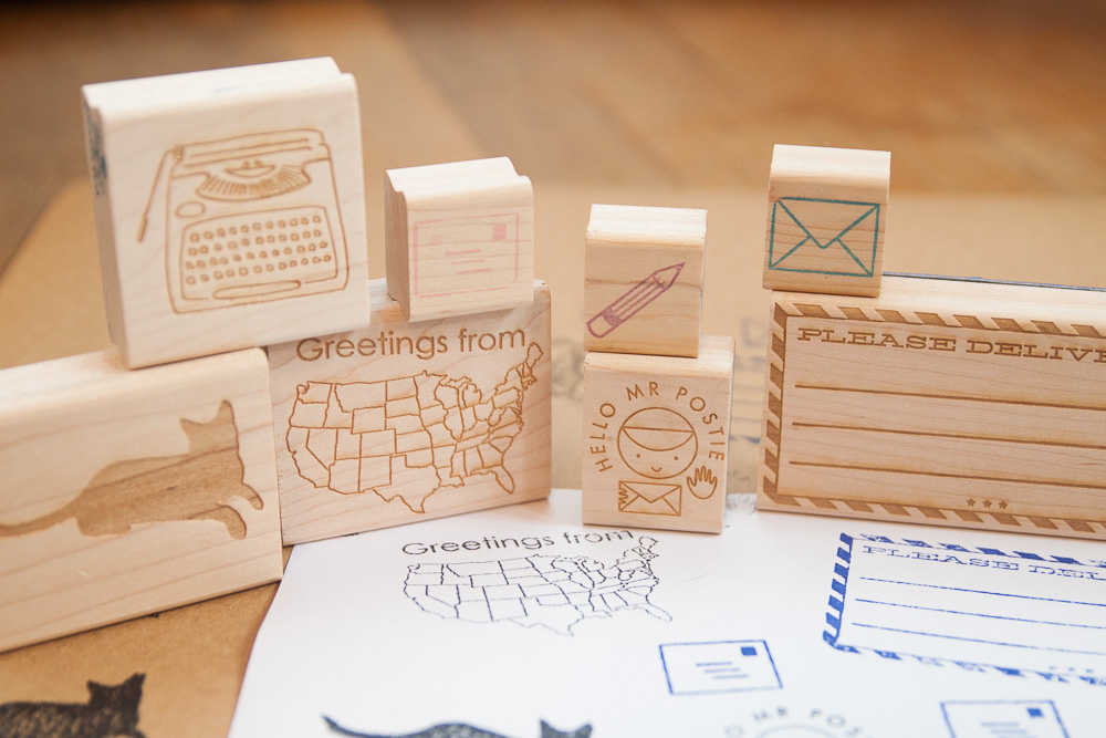 Paper Pastries Stamps