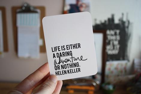 Elise Joy Quote cards