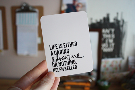 Elise Joy Quote cards