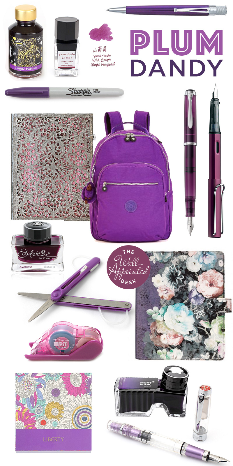 Fashionable Friday: Plum Dandy
