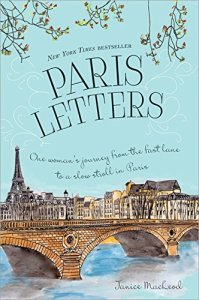 Paris Letters book