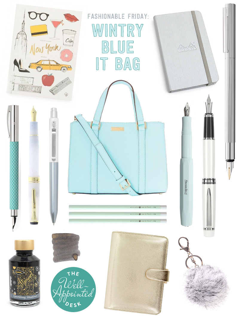 Fashionable Friday: Wintry It Bag