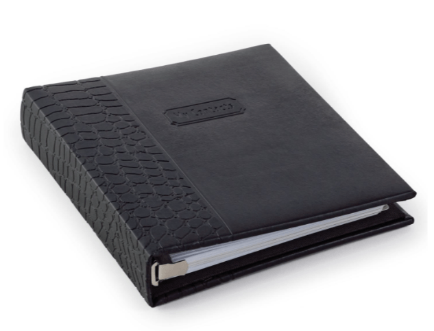 ask the desk address books fountain pen friendly and or refillable