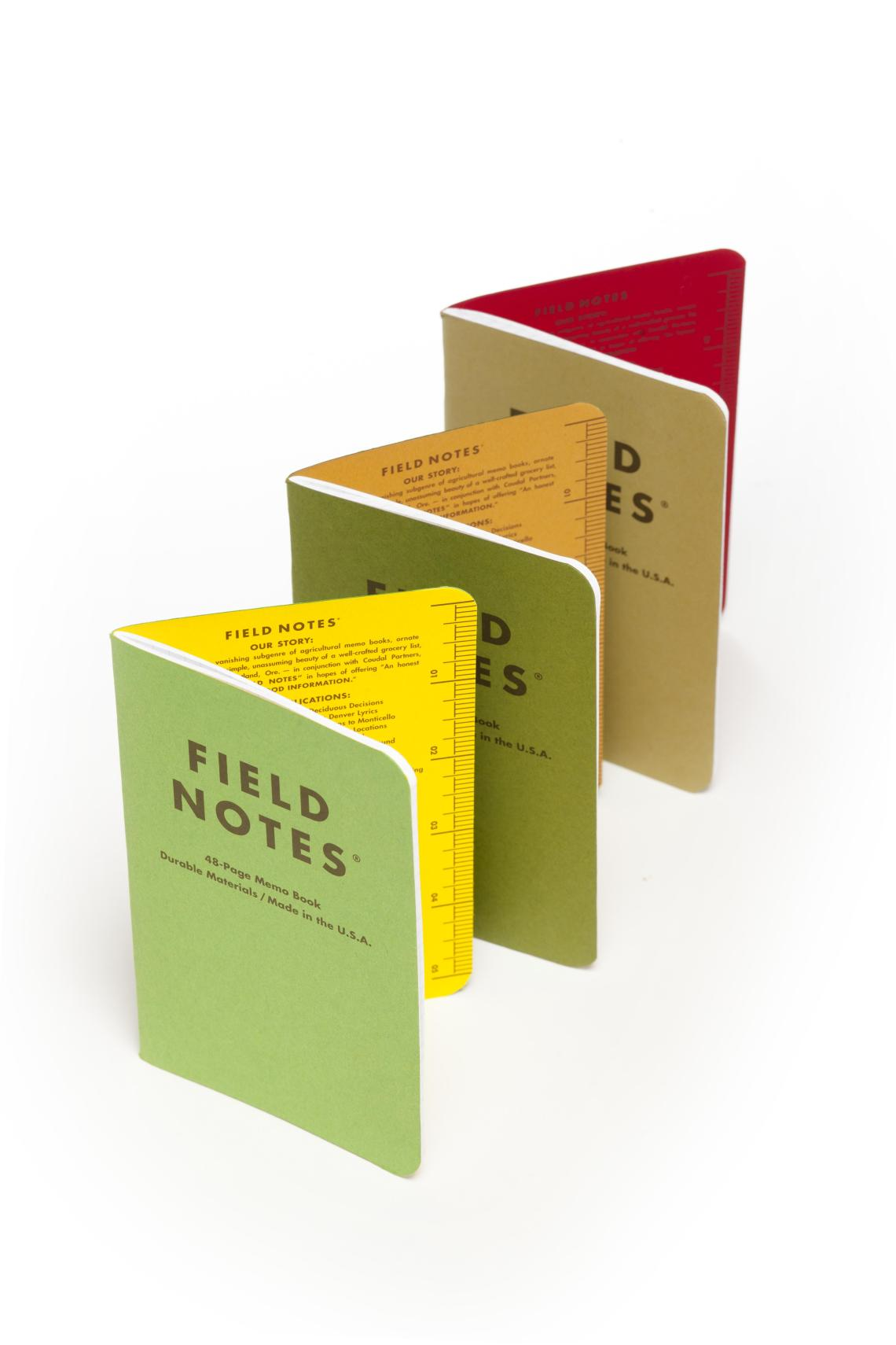 Field Notes Colors Edition Shenandoah