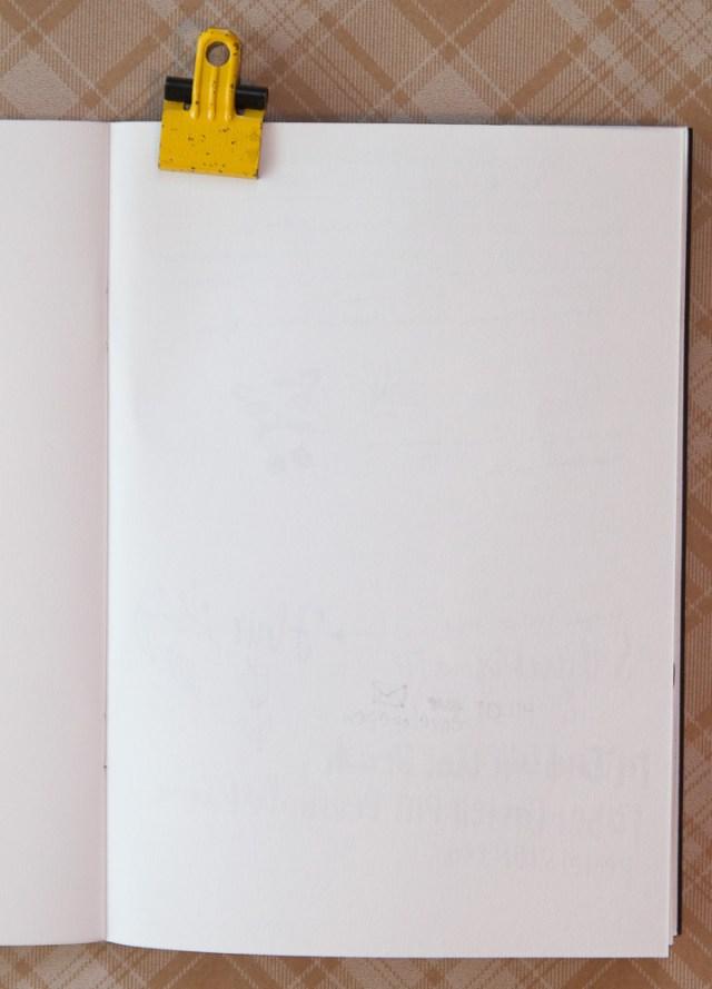 Seawhite of Brighton A5 Sketchbook paper