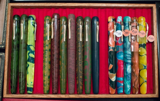 Some of the beautiful Ranga options at Peyton Street Pen