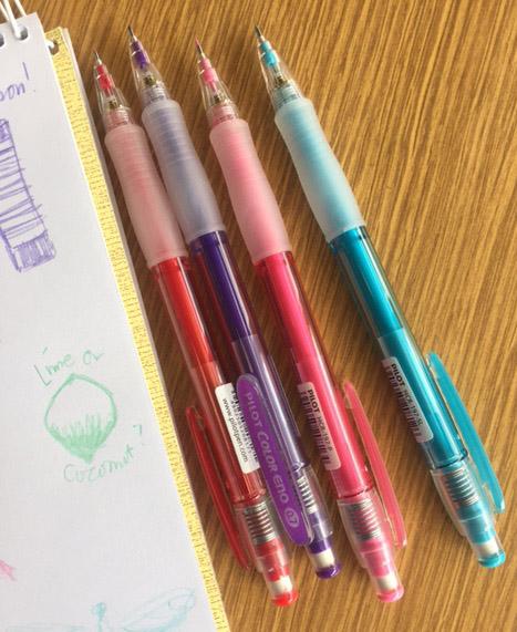 Pilot Color Eno Colored Pencils: Good Colors