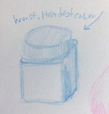 Pilot Color Eno Colored Pencils: Worst Color
