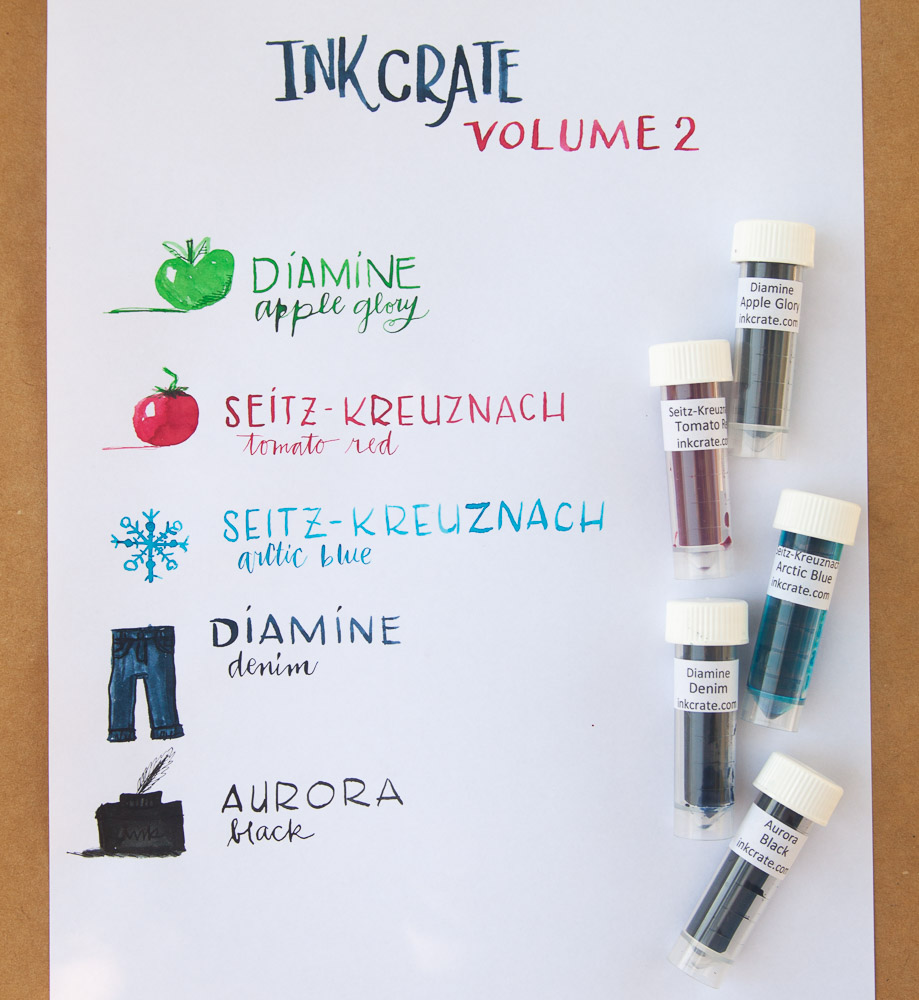Ink Crate Volume 2