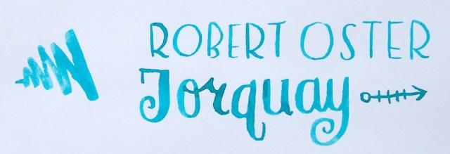Robert Oster Torquay