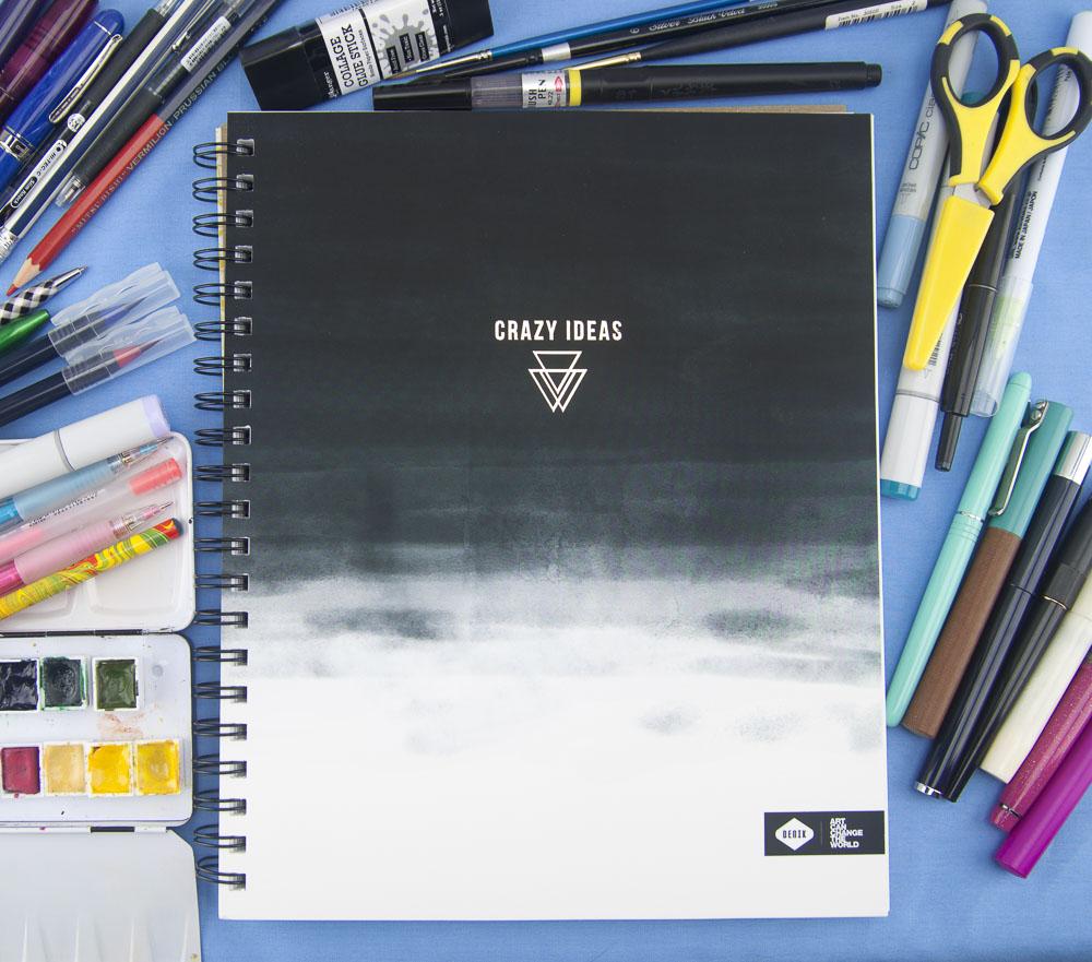 Denik Sketchbook