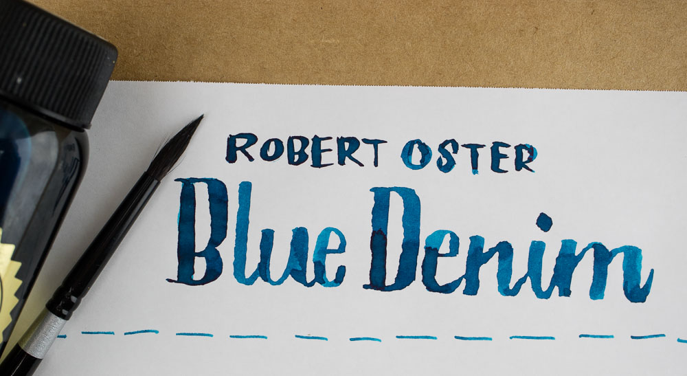 Robert Oster Blue Denim