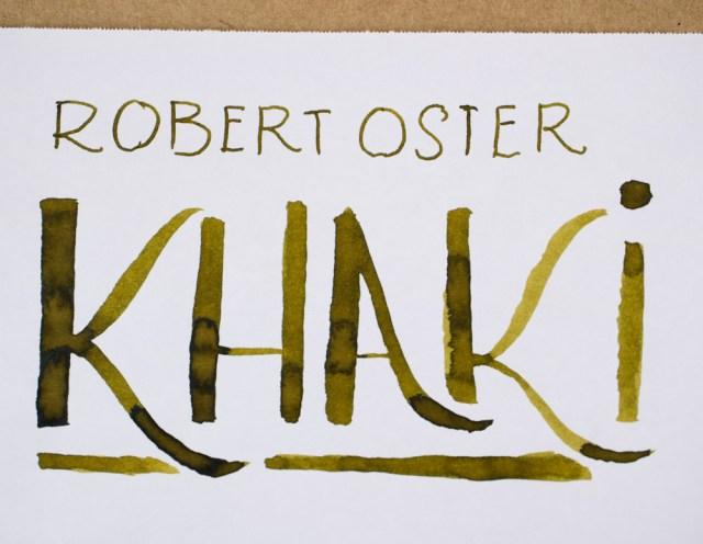 Robert Oster Khaki