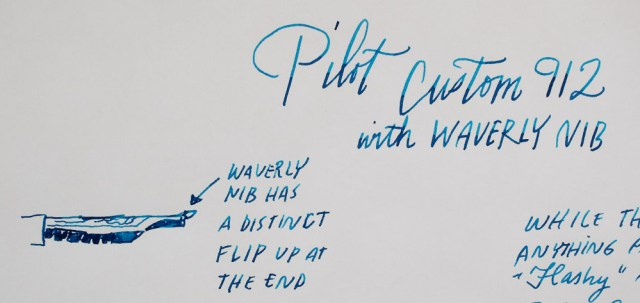 Pilot Custom 912 Waverly