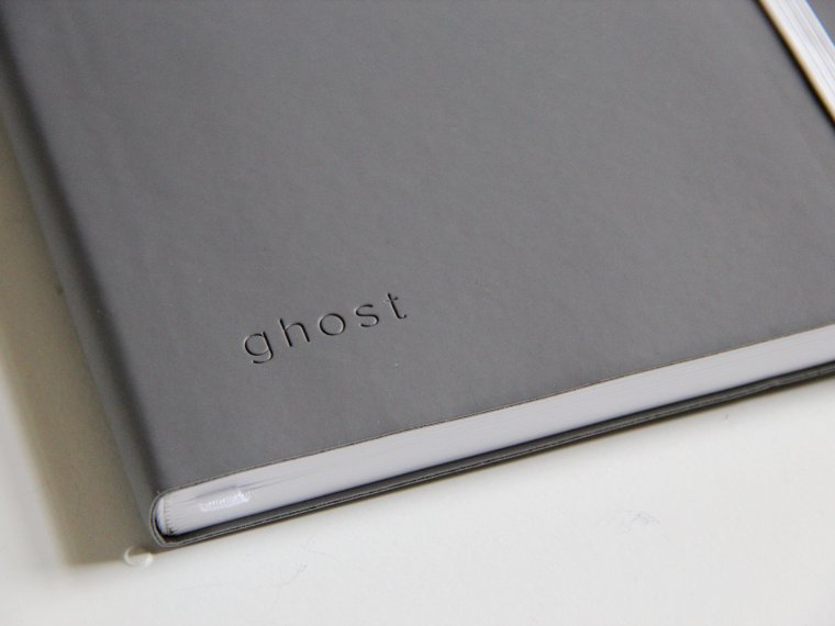 Notebook Review: Ghost Paper Notebook