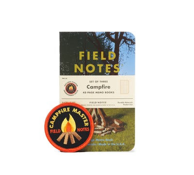 Field Notes 35 Campfire Colors Edition