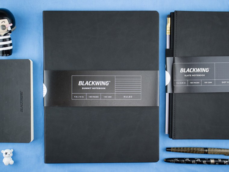 Review: Blackwing Notebooks